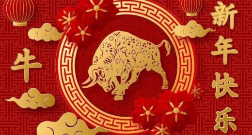 (Português do Brasil) Ano Novo Chinês 2021: Ano do boi
